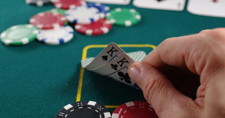 Internetinio pokerio strategijos
