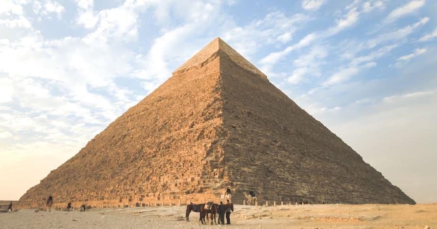 6 geriausios Egipto temos lošimo automatai, kuriuos galima žaisti 2021 m