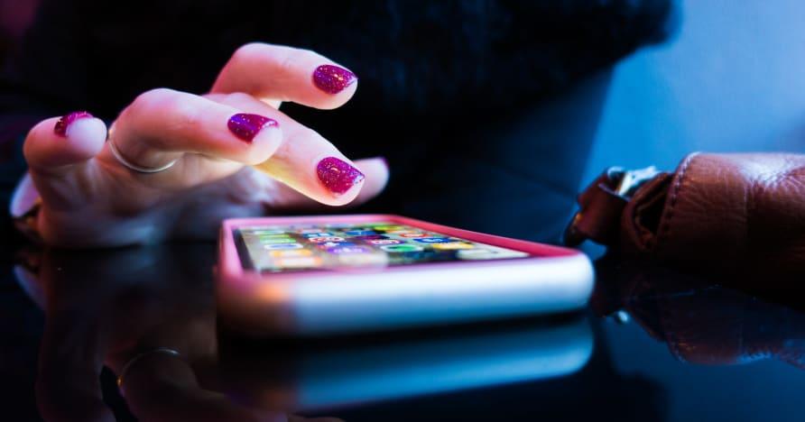 Internetinis mobilusis kazino: programos ar naršyklės versijos?