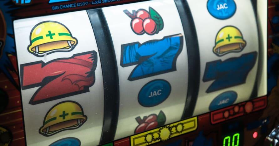 Kaip žaisti lošimo automatuose