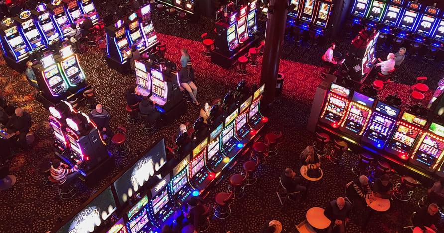 Socialiniai kazino vs internetiniai kazino
