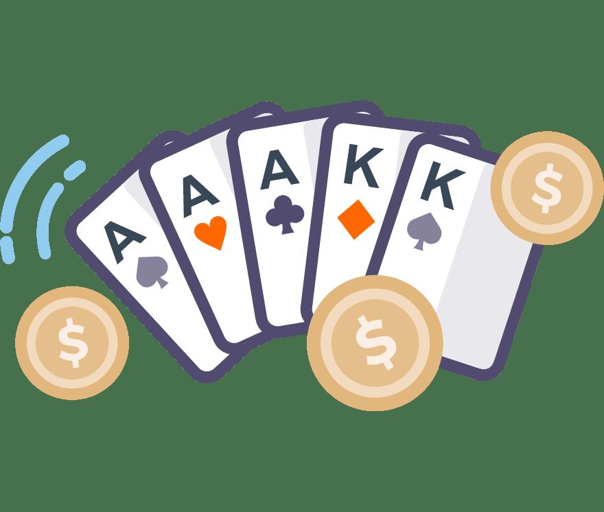 Žaisk Poker internetu – 47 pelningiausi Kazino Mobiliuosiuose Įrenginiuose 2021-iais