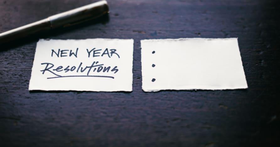 Ar jūs gerbiate savo naujųjų metų pasižadėjimus?