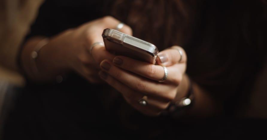 Priežastys pradėti žaisti internetinį kazino mobiliajame telefone