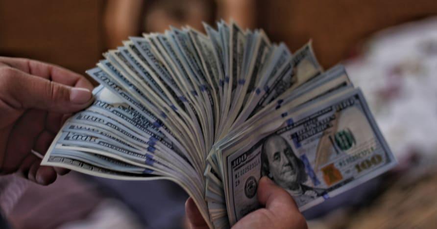 Naujosios Zelandijos lošimų rinka nustato naują išlaidų įrašą