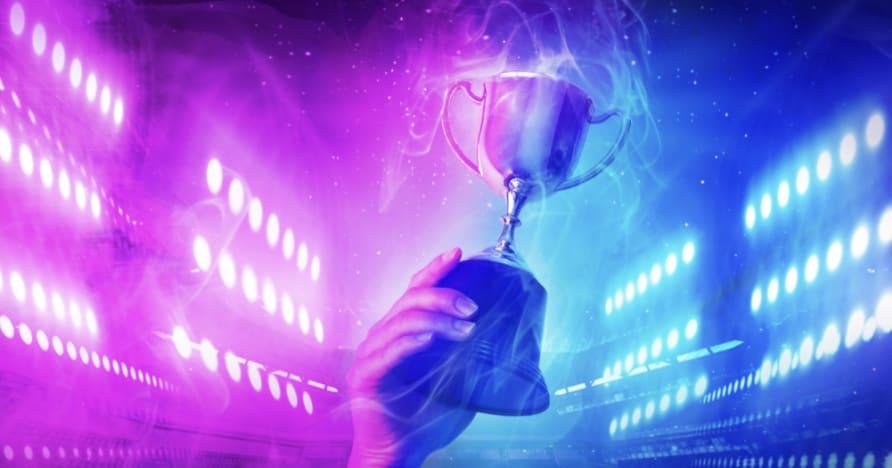 """5 """"Esports"""" lažybų įvykiai 2021 m. Liepos mėn"""
