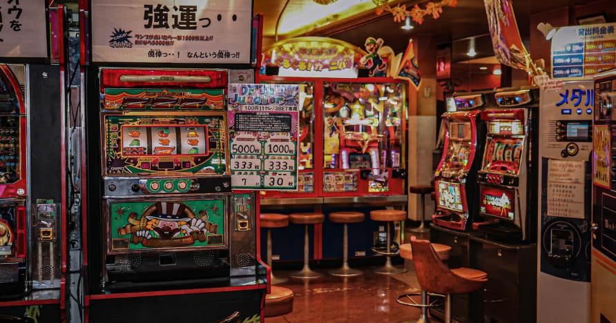 """Labiausiai linksmi """"Jackpot"""" lošimo automatai, kuriuos reikia išbandyti 2021 m"""