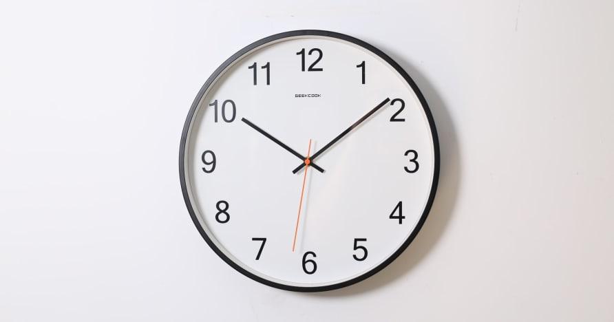 Laimėkite internetinius laiko tarpsnius pasirinkdami geriausią laiką
